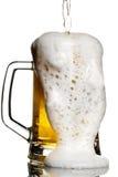 Beer flow Stock Photos