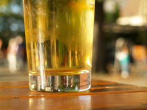 Beer Garden Royalty Free Stock Image