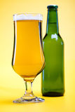 Beer glass Royalty Free Stock Photos