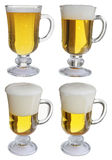 Beer in a glass Stock Image
