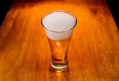 Beer glass Royalty Free Stock Photo