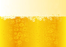 Beer Glass background Stock Photography