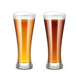 Beer Glass Vector Illustration vector illustration