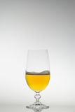Beer in a glass Stock Photography