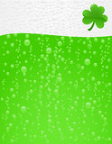 Beer_green 图库摄影