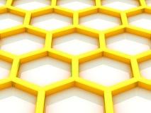 Beer Honeycombs Stock Photos