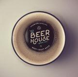 Beer House Royalty Free Stock Photography