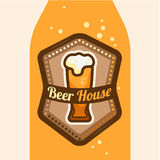 Beer house Royalty Free Stock Photos