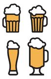 Beer  icon Royalty Free Stock Image
