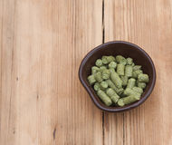Beer ingredients Royalty Free Stock Photography