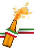 Beer italian Royalty Free Stock Photography