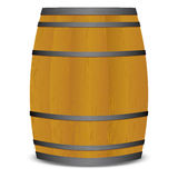 Beer keg barrel Royalty Free Stock Image