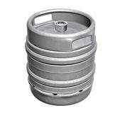 Beer keg Royalty Free Stock Photos