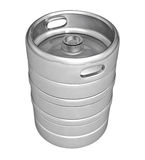 Beer keg Stock Photography