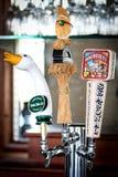 Beer Keg Taps. Stock Image