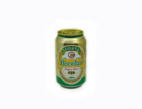 Beer lao Royalty Free Stock Images