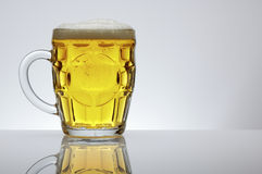 Beer mug Stock Photo