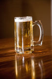 Beer & Mug Stock Photography