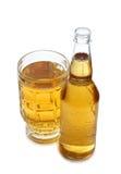 Beer mug and bottle Stock Photo