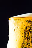 Beer mug with froth Stock Image