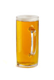 Beer mug. Variant three. Royalty Free Stock Image