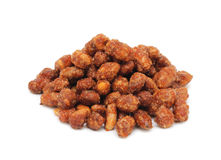 Beer Nuts, isolated Stock Images