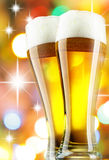 Beer party Royalty Free Stock Photos
