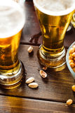 Beer party. Stock image Royalty Free Stock Photo