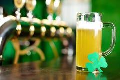 Beer pint Royalty Free Stock Photos