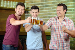 Beer Pub Royalty Free Stock Photography