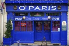 Beer pub O 'Paris Stock Images