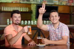 Beer Pub Royalty Free Stock Photo