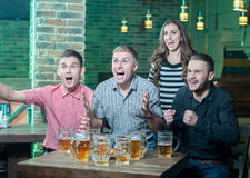 Beer Pub Royalty Free Stock Image