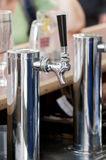 Beer pump Royalty Free Stock Images