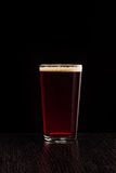 The beer red ale. Royalty Free Stock Photography