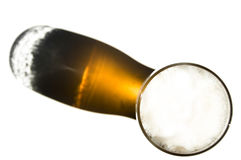 Beer shadow Stock Photos