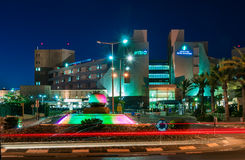 Beer-Sheva, the central entry to the hospital, Stock Photography