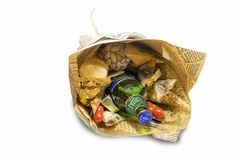 Beer and snacks, set of snacks to beer. Man`s gift. Bouquet for mens royalty free stock image