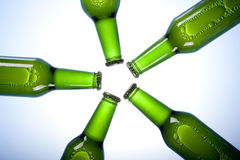 Beer star! Royalty Free Stock Image