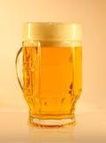 Beer in Stein Stock Image