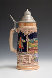 Beer Stein From Heidelberg Royalty Free Stock Photos