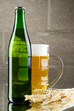 Beer still life Royalty Free Stock Photo