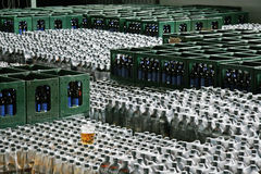 Beer storage Stock Photo