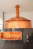 Beer tank Stock Photo