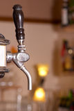 Beer tap Royalty Free Stock Photo