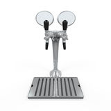 Beer Tap Isolated Stock Photos
