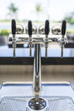 Beer Taps Royalty Free Stock Images