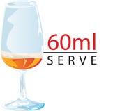 Beer Tasting 60ML Stock Image