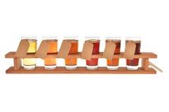 Beer testing Royalty Free Stock Photo