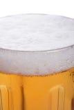 Beer texture Stock Image
